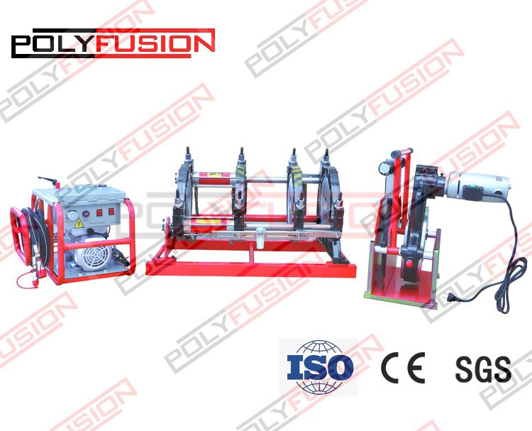 PF355 Butt Fusion Welding Machine