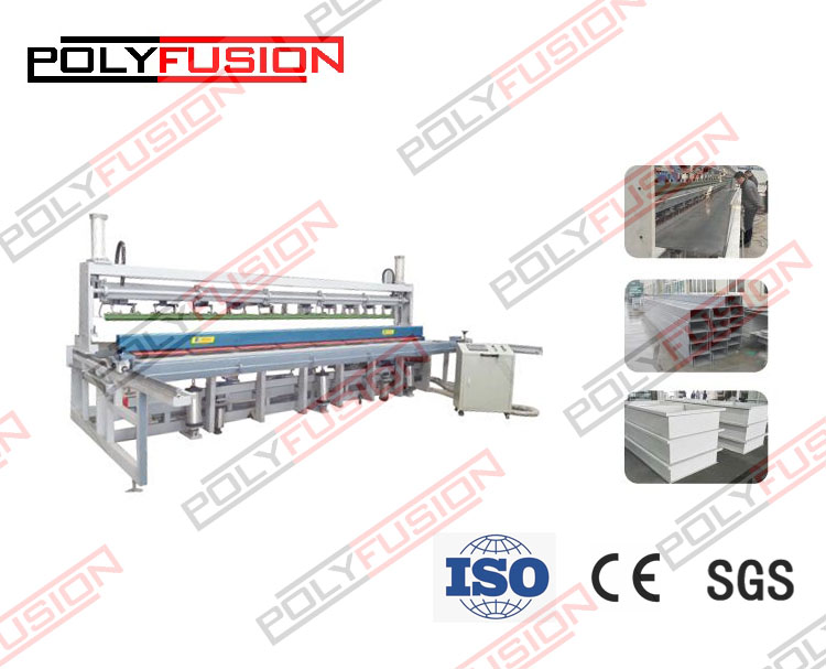 ZW2000-7000 CNC Automatic Plastic Sheet Bending Machine