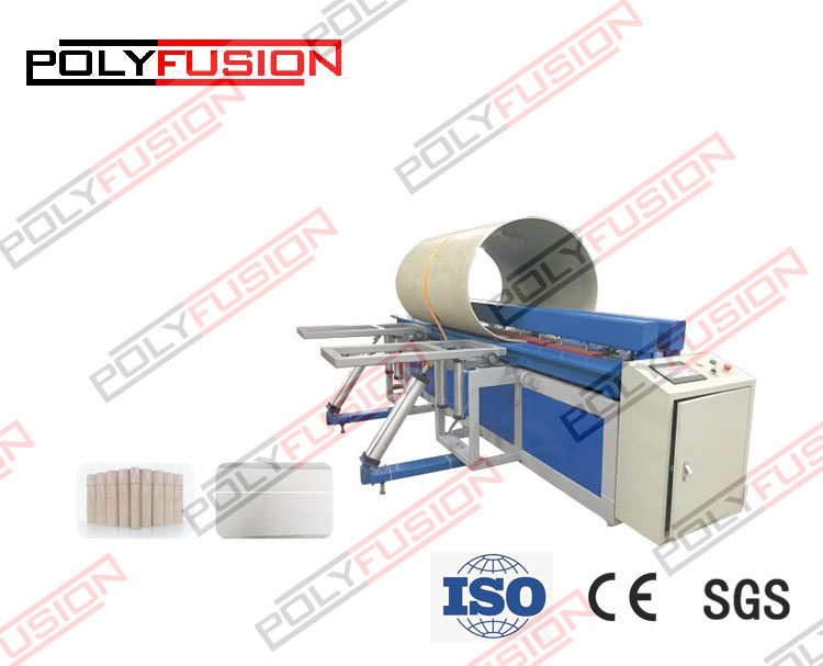 DH1500-6000 CNC Automatic Plastic Sheet Welding &Rolling Machine